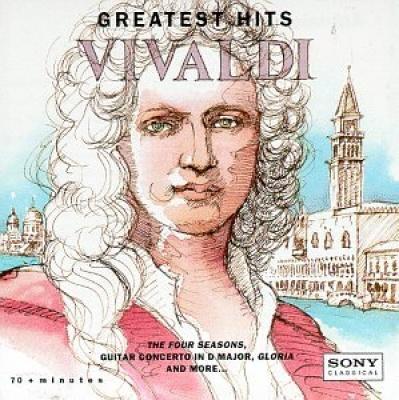 Antonio Vivaldi: Greatest Hits