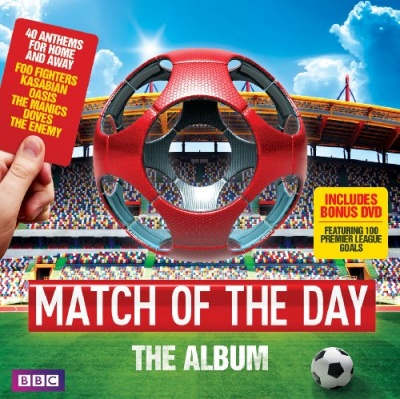 Match of the Day: The Album