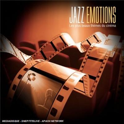 Jazz Emotions: Les Plus Beaux Thèmes du Cinéma