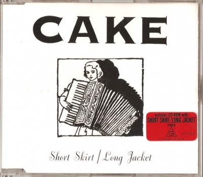 Short Skirt Long Jacket [Australia CD] - Cake | Release Credits ...