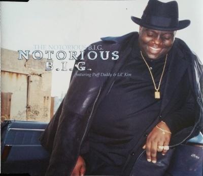 Notorious [UK CD Single]