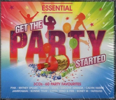 Essential: Get The Party Started [Sony]