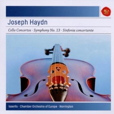 Haydn: Cello Concertos in C & D; Sinfonia Concertante