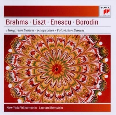 Brahms: Hungarian Dances; Liszt, Enescu: Rhapsodies; Borodin: Polovtsian Dances