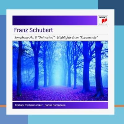 "Schubert: Symphony No. 8 ""Unfinished""; Highlights from Rosamunde"