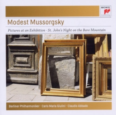 Modest Mussorgsky: Pictures At An Exhibition; St. John's Night on the Bare Mountain