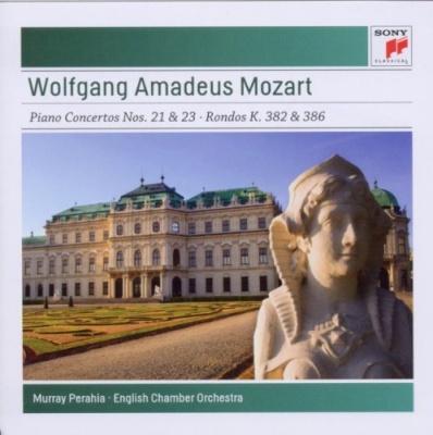 Mozart: Piano Concertos Nos. 21 & 23; Rondos K. 382 & K. 386