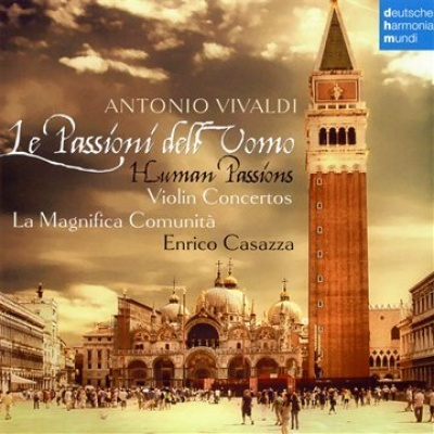 Antonio Vivaldi: Le Passioni dell'Uomo - Violin Concertos