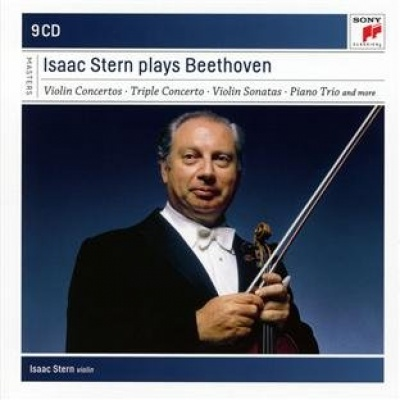 Isaac Stern Plays Beethoven Violin Concerto