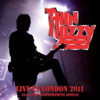 Live in London 2011: 22.01.2011 Hammersmith Apollo