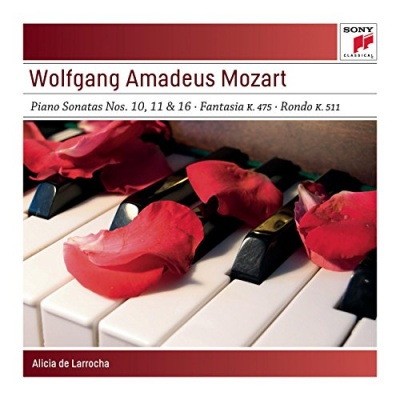 Mozart: Piano Sonatas Nos. 10, 11, & 16; Fantasia K. 475; Rondo K. 511
