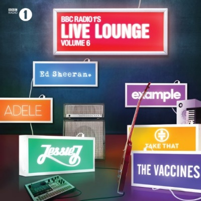 BBC Radio 1's Live Lounge, Vol. 6