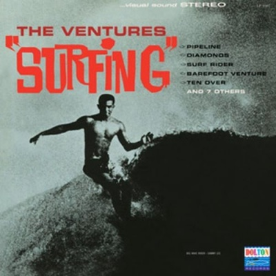 The Ventures Album Discography Allmusic