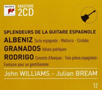 Splendeurs de la Guitare Espagnole: Albeniz, Granados, Rodrigo