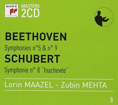 "Beethoven: Symphonies No. 5 & No. 9; Schubert: Symphonie No. 8 ""Inachevée"""