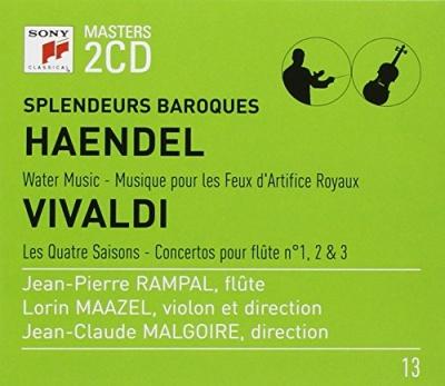 Splendeurs Baroques: Haendel, Vivaldi