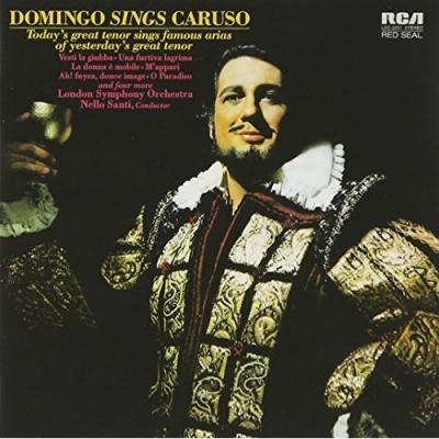 Domingo Sings Caruso [10 tracks]
