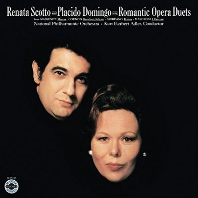 Renata Scotto and Placido Domingo sing Romantic Opera Duets