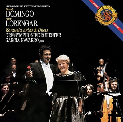 Zarzuela Arias & Duets