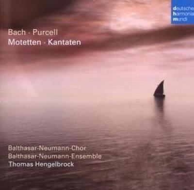 Bach, Purcell: Motetten, Kantaten