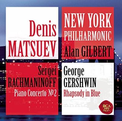 Rachmaninoff: Piano Concerto No. 2; Gershwin: Rhapsody in Blue