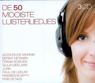 De 50 Mooiste Luisterliedjes Luisterliedjes
