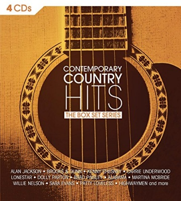 The Box Set Series: Contemporary Country Hits