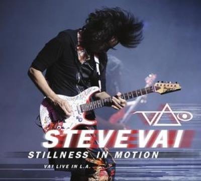 Stillness in Motion: Vai Live in L.A.