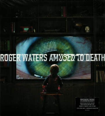 Amused to Death [CD/Blu-Ray]