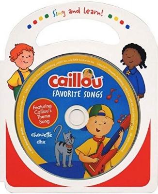 Caillou Weihnachten.Caillou Album Discography Allmusic