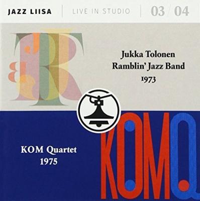 Jazz-Liisa 3 and 4