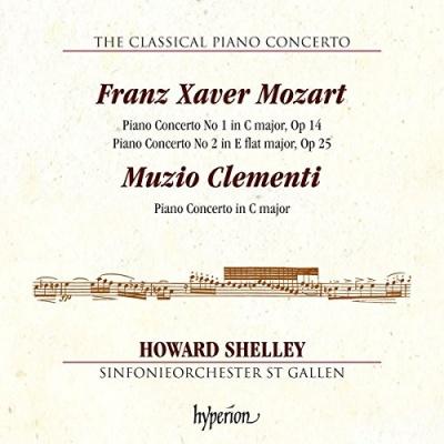 The Classical Piano Concerto: Franz Xaver Mozart, Muzio Clementi