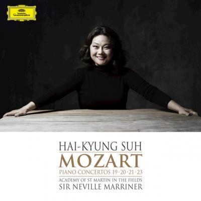 Mozart: Piano Concertos 19, 20, 21, 23