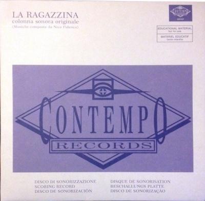 La Ragazzina [Original Motion Picture Soundtrack]