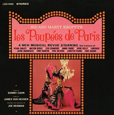 Sid and Marty Krofft's Les Poupées de Paris