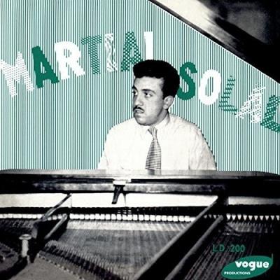 Martial Solal Trio [Sony]