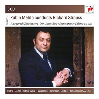 Zubin Mehta conducts Richard Strauss