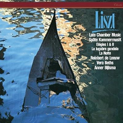Liszt: Late Chamber Music