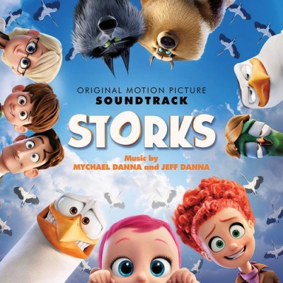 Storks [Original Motion Picture Soundtrack]