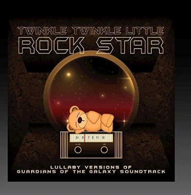 Lullaby Versions of Guardians of the Galaxy