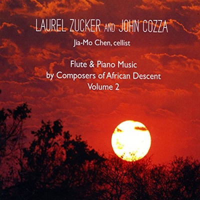 Flute & Piano Music by Composers of African Descent, Vol. 2
