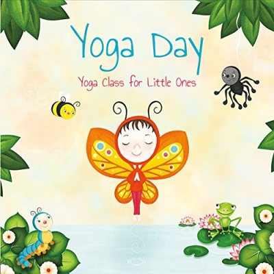 Yoga Day: Yoga Class for Little Ones