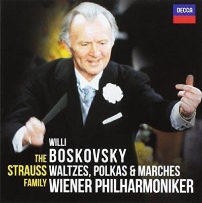 The Strauss Familiy: Waltzes, Polkas & Marches [2016]