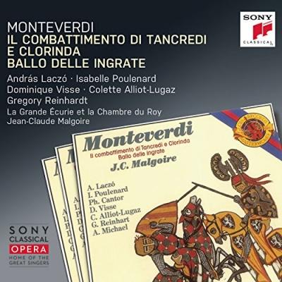 Monteverdi: Il Combattimento di Tancredi e Clorinda; Ballo delle Ingrate