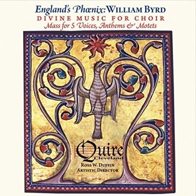 England's Phoenix: William Byrd