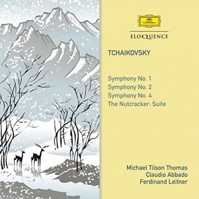 Tchaikovsky: Symphony No. 1; Symphony No. 2; Symphony No. 4; The Nutcracker Suite