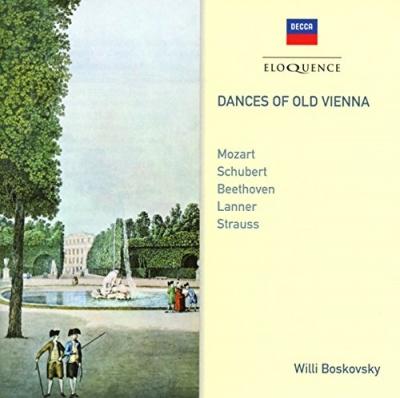 Dances of Old Vienna [2 Discs]