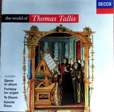 The World of Thomas Tallis
