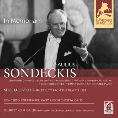 In Memoriam: Saulius Sondeckis