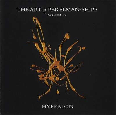 The Art of Perelman-Shipp, Vol. 4: Hyperion